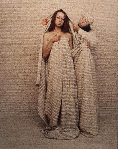 Lalla Essaydi, 'Les Femmes Du Maroc #45', 2006