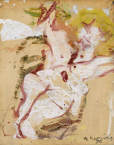 Willem de Kooning, 'Untitled', ca. 1978