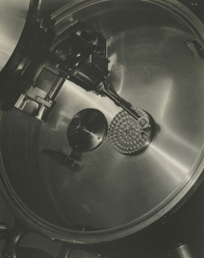 Paul Strand, 'Akeley Motion Picture Camera, New York', 1922