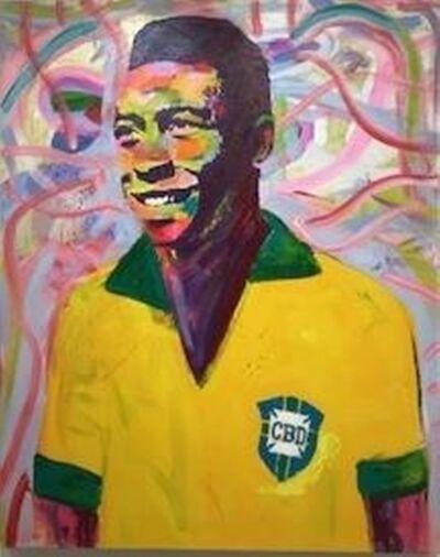 Augusto Herkenhoff, 'Pelé', 2012