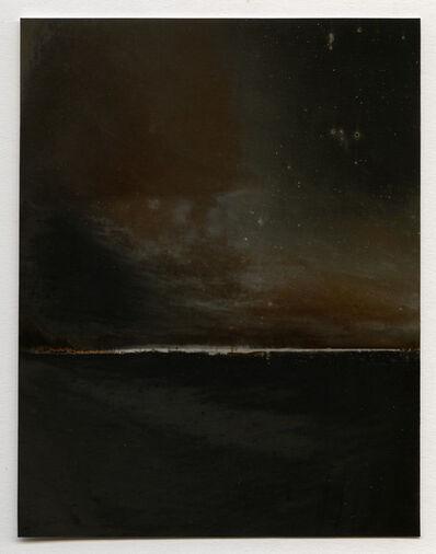 Christopher Colville, 'Dark Hours Horizon 73', 2016