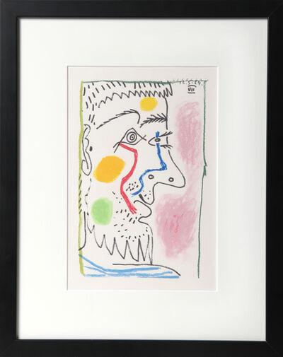 Pablo Picasso, 'Profile VII', 1964