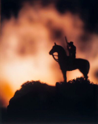 David Levinthal, ' The Wild West, Progressive', 1989