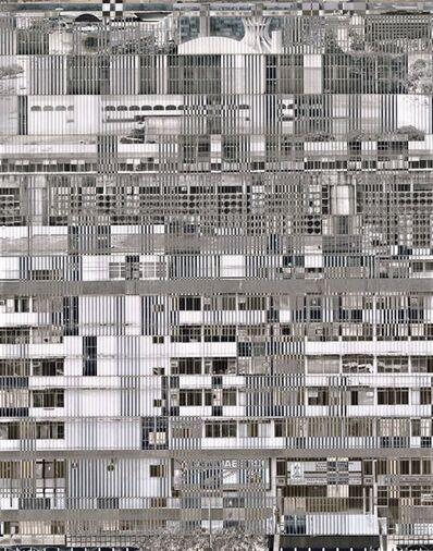 Stéphane Couturier, 'Brasilia Axe Monumental n°1', 2007/2010