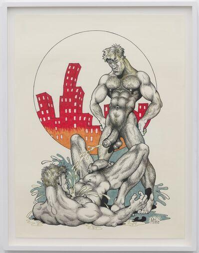Mike Kuchar, 'Liquid Dreams'