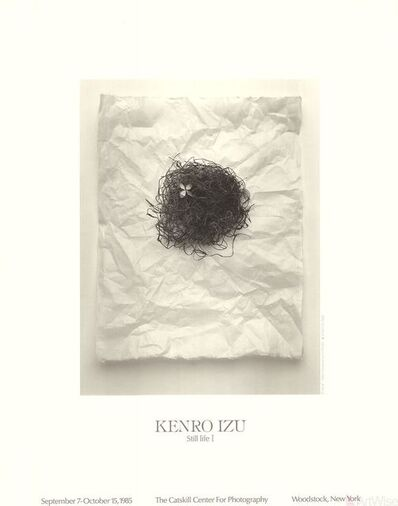 Kenro Izu, 'Still Life I', 1985