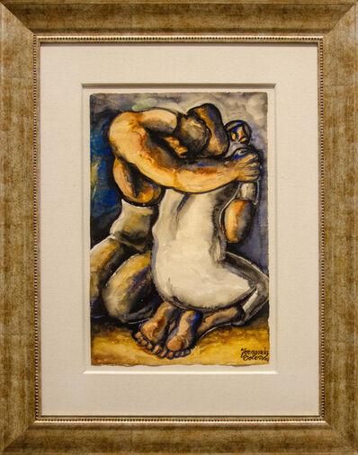 Fernando Botero, 'Amor Mulato', 1949