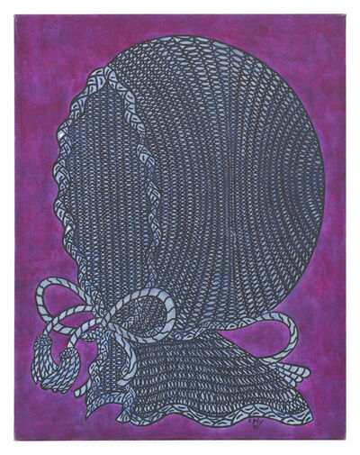 William Nelson Copley, 'Untitled (Baby Bonnet)', 1971