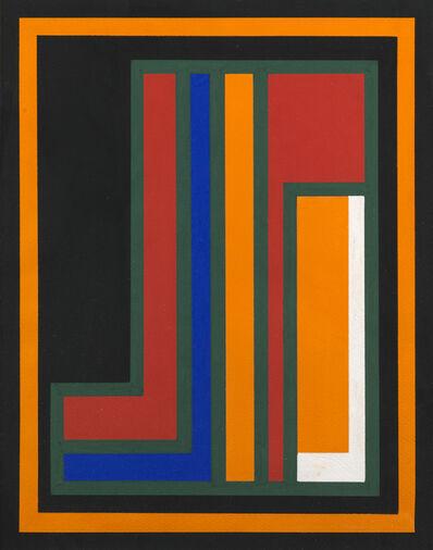Guy VandenBranden, 'Abstract Composition', ca. 1973