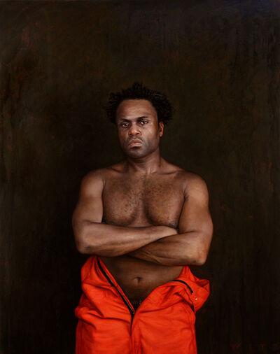 Dan Witz, 'Brent (jumpsuit)', 2012