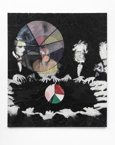 Martin Feldbauer, 'Ouija Orakel', 2020