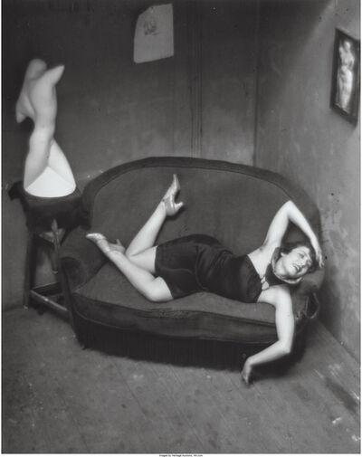 André Kertész, 'Satiric Dancer', 1926