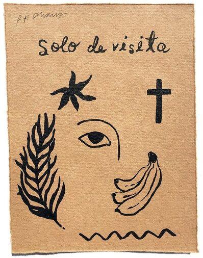 RF Alvarez, 'Solo de Vista', 2017