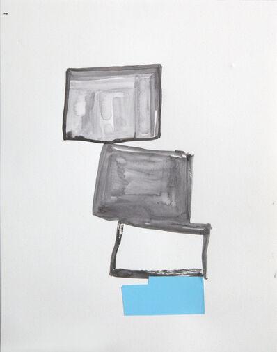 Vicky Uslé, 'Ventana rota 4', 2017