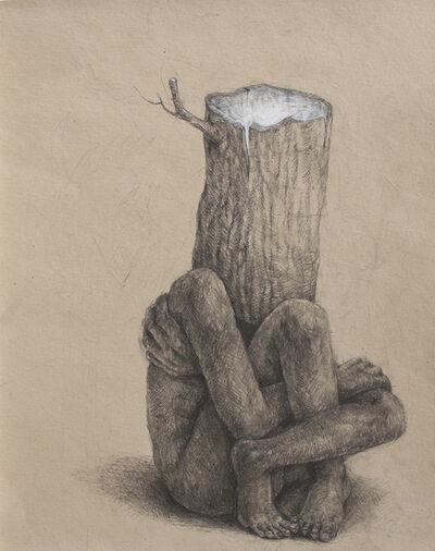 Stefan Zsaitsits, 'bark', 2019
