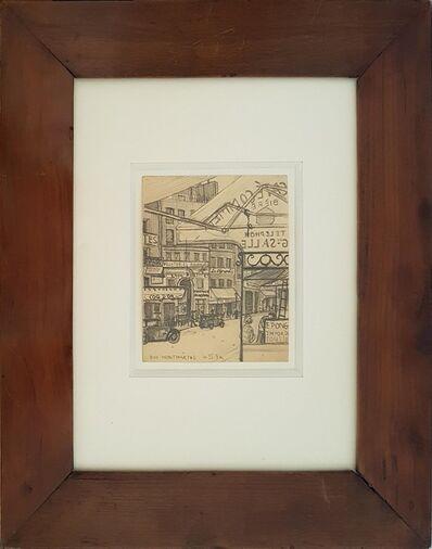 Hans Bellmer, 'Rue Montmartre', 1934