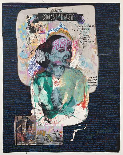 Kudzanai Chiurai, 'Untitled XXI (Classical Conspiracy)', 2019