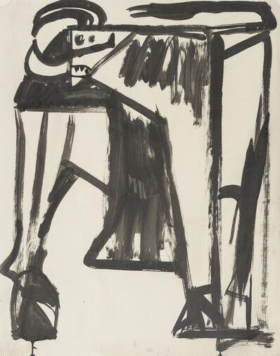 Anthony Caro, 'Fighting Bull', 1955
