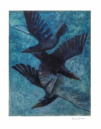 Terence Coventry, 'Spiralling Rooks', 2018