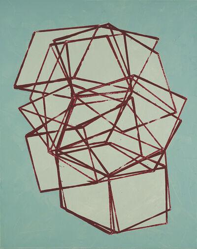 Iris Kufert-Rivo, 'Blueprint', 2018