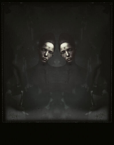 Tamás Dobos, 'Rorschach sisters', 2016