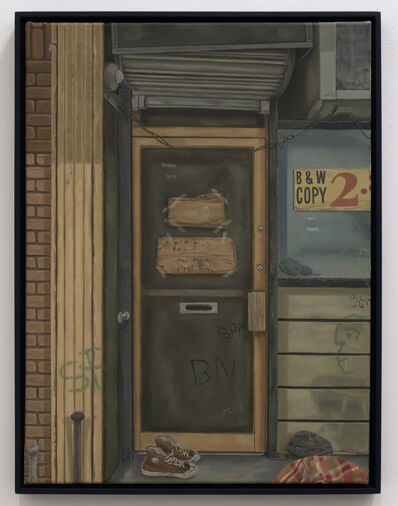 Michael Cline, 'Door', 2019