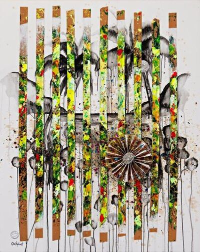 Quetzalcoatl, 'El paraíso era verde', 2019