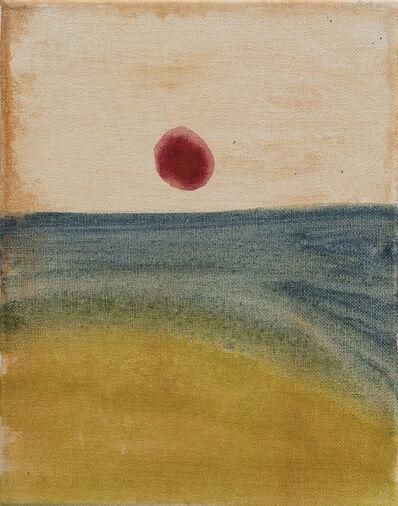 Kathryn Lynch, 'Red Sun', 2019
