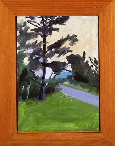 Alex Katz, 'Tree and Road', 1980