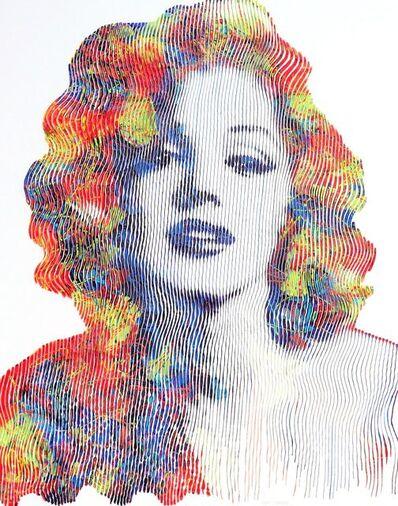 Virginie Schroeder, 'Love Marilyn', 2019