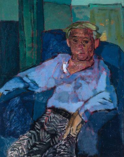 Joseph Solman, 'Portrait of Abraham Walkowitz', 1942