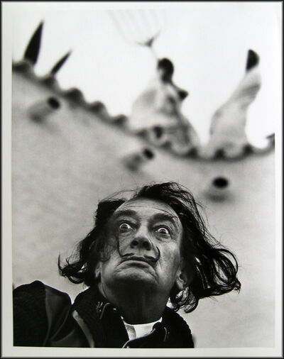 Philippe Halsman, 'Dali in Port Ligat', 1964