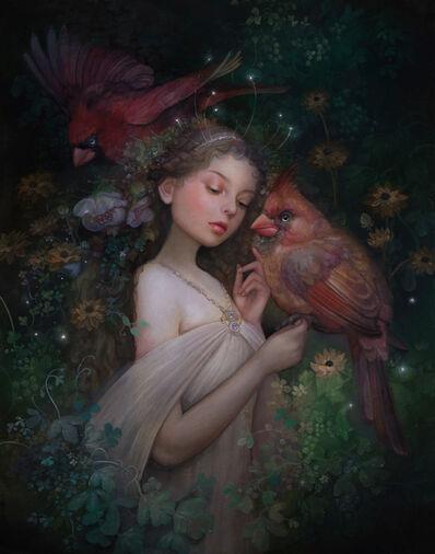 Annie Stegg Gerard, 'Quick Hearts', 2019