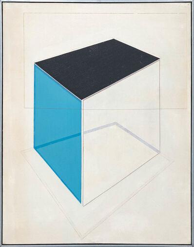 Seung Won Suh (서승원), 'Simultaneity 69-1', 1969