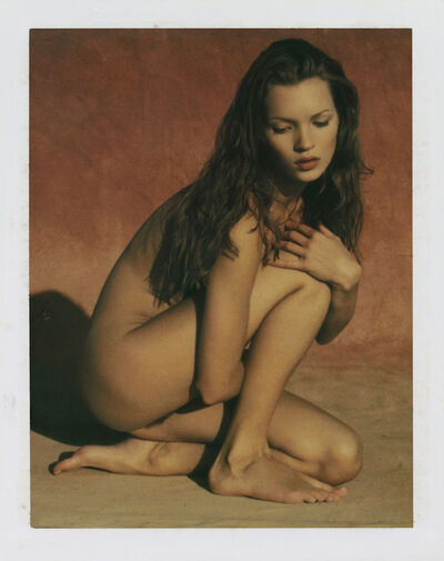 Albert Watson, 'Kate Moss, Marrakech (Color Polaroid)', 1993