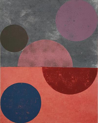 Hendrik Zimmer, 'o.T. (Voll und Ganz) ', 2018