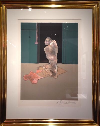 Francis Bacon, 'Study for a Portrait of John Edwards'