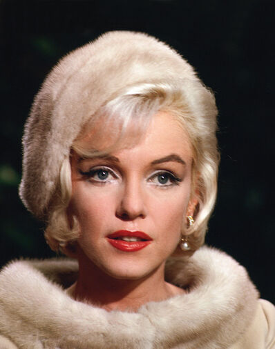 Lawrence Schiller, 'Marilyn Monroe Headshot', 1962