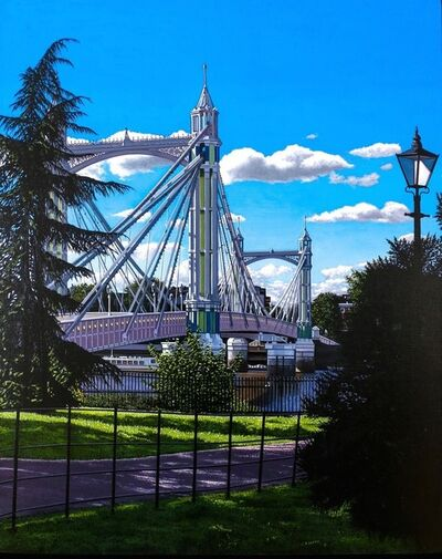 Christian Marsh, 'Albert Bridge ', 2018