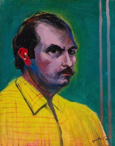 Giovanni Consolazione, 'Autoritratto', 1951