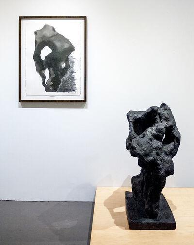 "Zhang Jian-Jun 張健君, 'Installation view of ""Ink Garden of Re-Creation""', 2002"