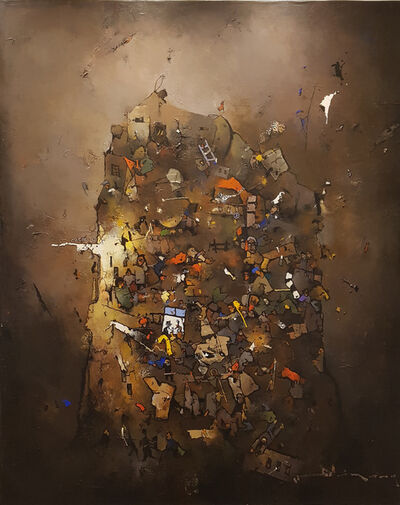 Bruno Widmann, 'El Arpa', 2000-2017