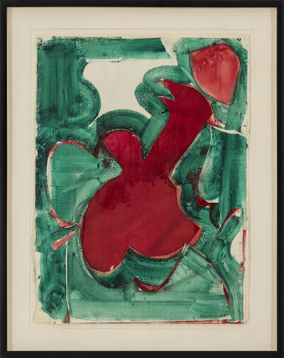 Grace Hartigan, 'Untitled', 1965