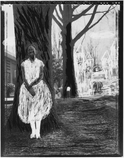 Wendy Ewald, 'Brandy Bishop, Black Self (Black Self/White Self series)', 1994