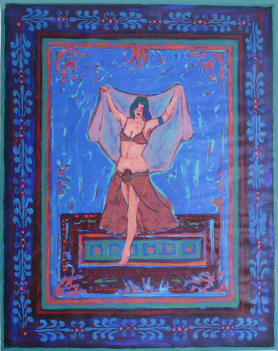 Asad Azi, 'Belly Dancer', 2010