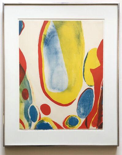 Alice Baber, 'Sun Circuit', 1979