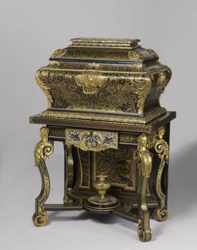 André-Charles Boulle, 'Two toilet caskets', ca. 1685 -1690