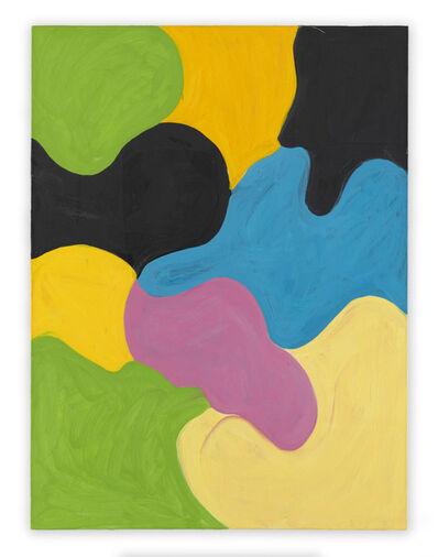 Mary Heilmann, 'Three Yellows', 2002
