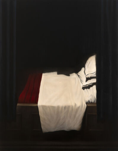 Ken Currie, 'Painter's Bed', 2018