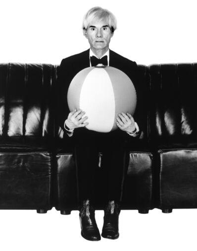 Albert Watson, 'Andy Warhol', 1983